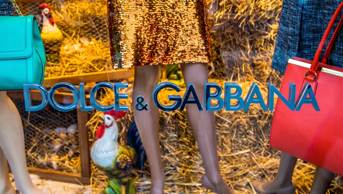 The Story Behind the Dolce & Gabbana Name