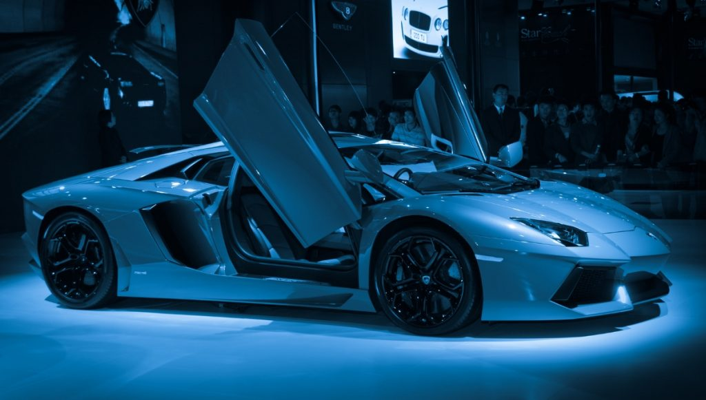 The Record-Setting Lamborghini Aventador SVJ